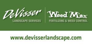 DeVisser Landscape Logo